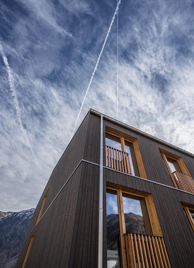 Bever lodge bever gewerbebau fh architektur bever for Fachhochschule architektur